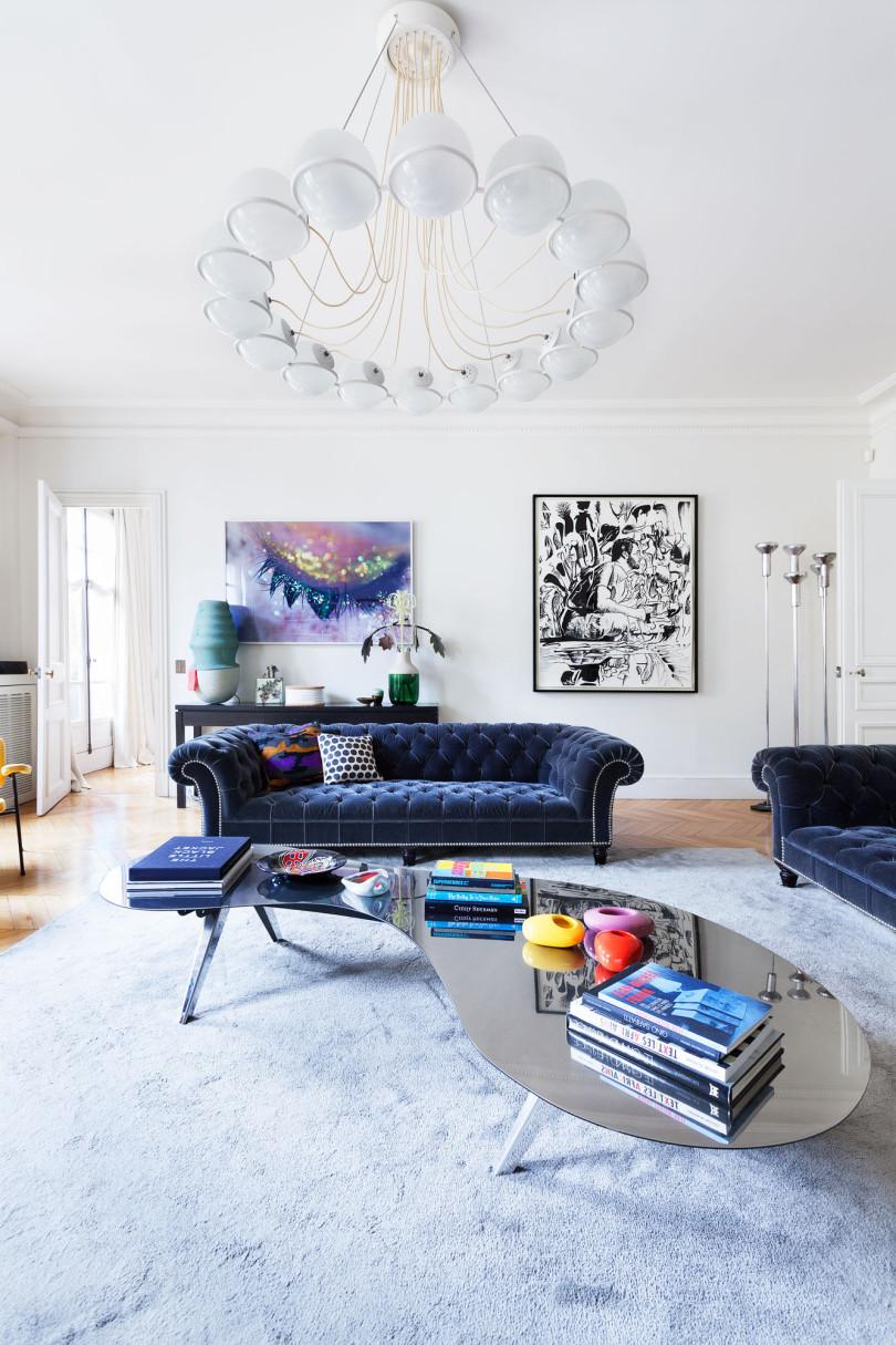 Apartment in Paris by Sandra Benhamou-12