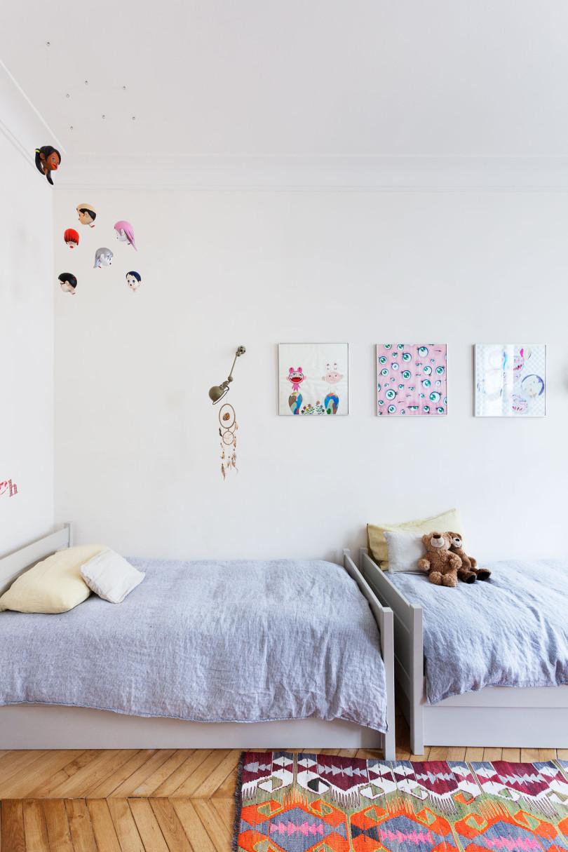 Apartment in Paris by Sandra Benhamou-22