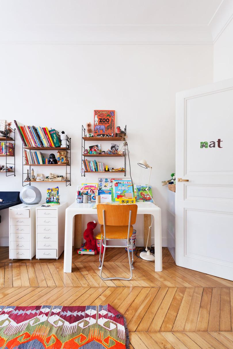 Apartment in Paris by Sandra Benhamou-23