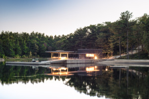 Boat House by Weiss Architecture & Urbanism Limited