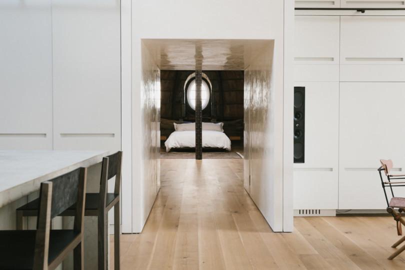 Redesigned Loft in Manhattan by RAAD Studios