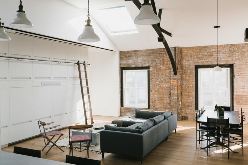 Centre Street Loft by RAAD Studios