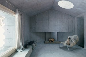 Concrete Cabin by Nickisch Sano Walder Architekten