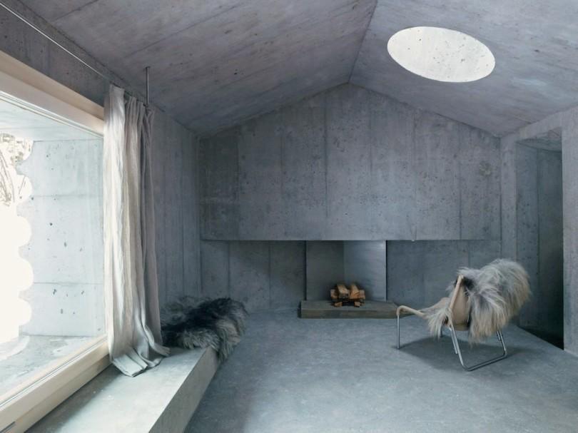 Concrete Refuge by Nickisch Sano Walder Architekten-01