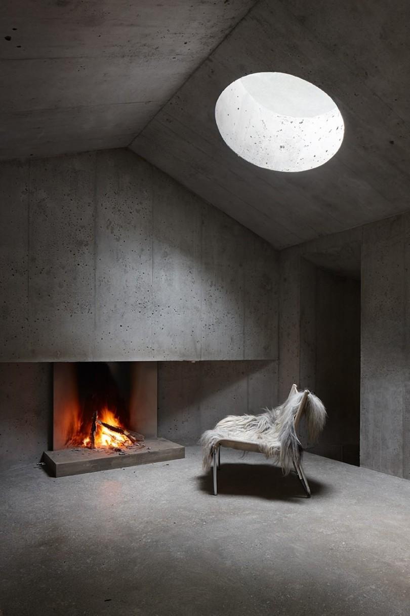 Concrete Refuge by Nickisch Sano Walder Architekten-08