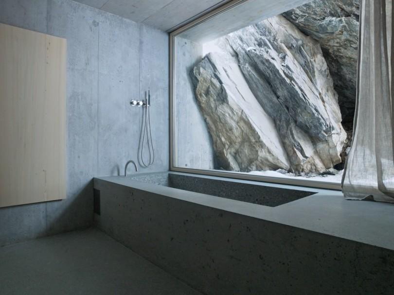 Concrete Refuge by Nickisch Sano Walder Architekten-13