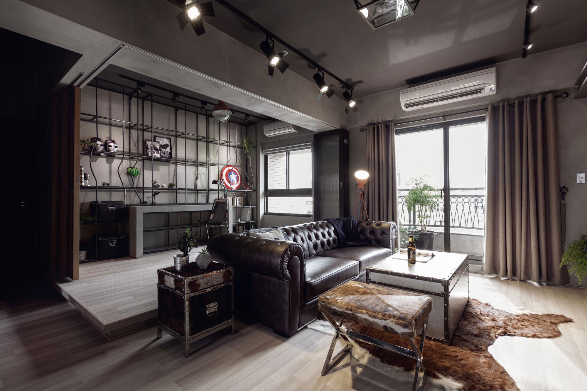 Hong\'s House by House Design Studio   Homedezen