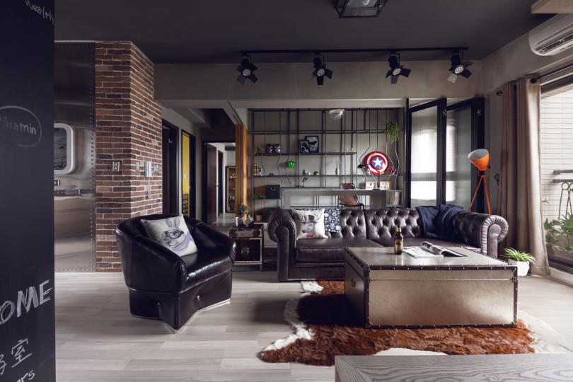 Contemporary Interior in Taiwan-06