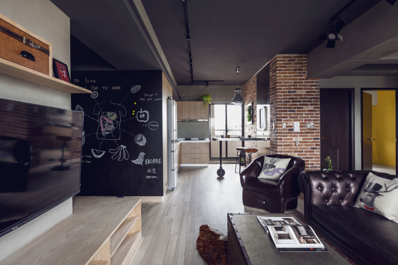 Contemporary Interior by House Design Studio-10