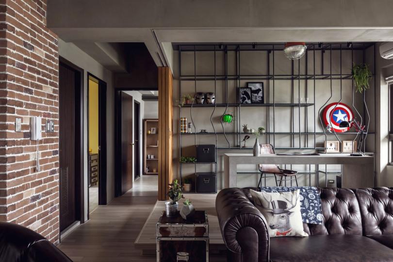 Contemporary Interior by House Design Studio-11