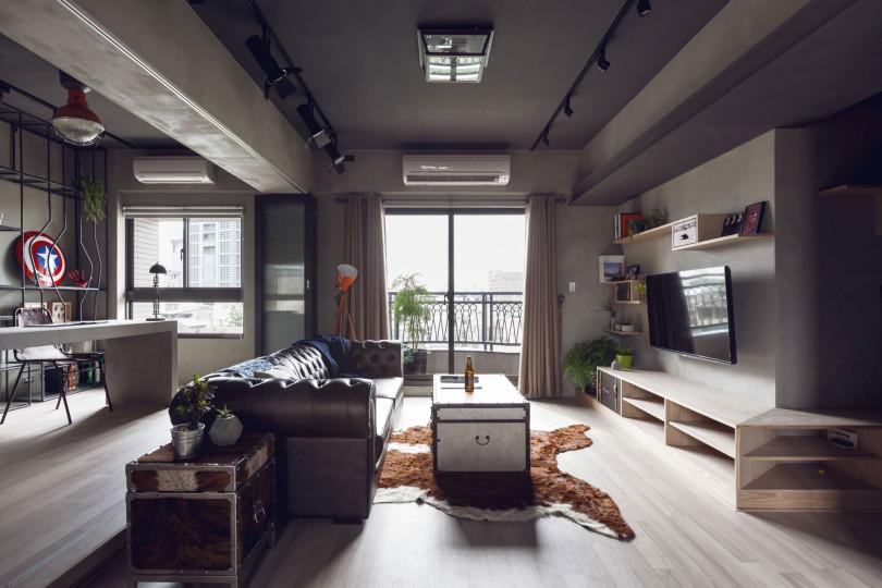 Contemporary Interior by House Design Studio-12