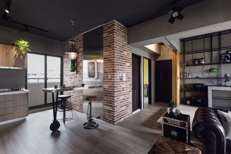 Contemporary Interior by House Design Studio-15