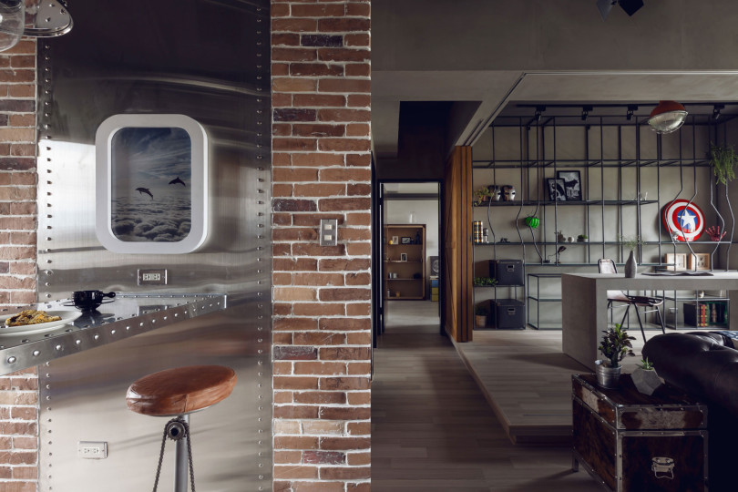 Contemporary Interior by House Design Studio-16