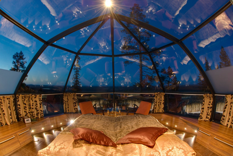 Glass Igloos in Finland-03