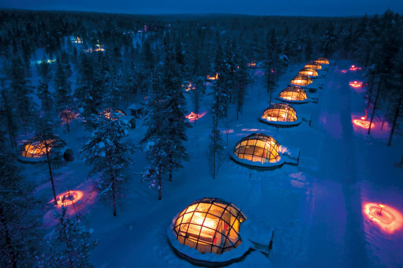 Glass Igloos in Finland-04
