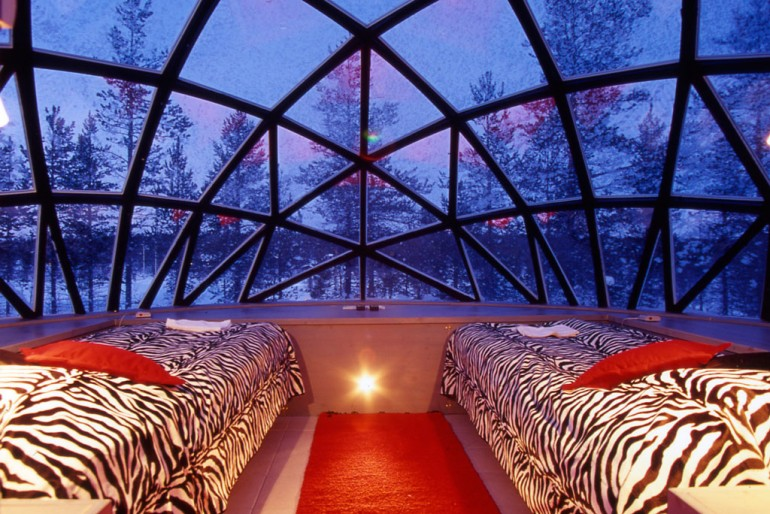 Glass Igloos in Finland-06