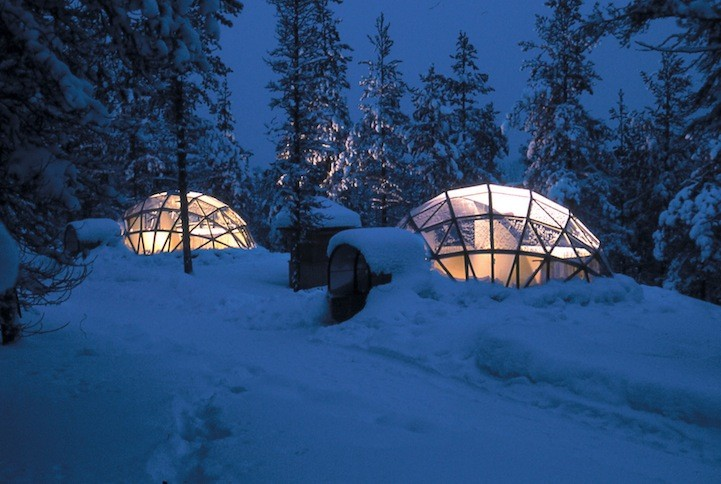 Glass Igloos in Finland-11