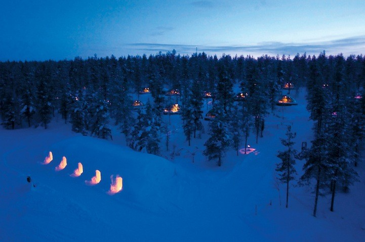Glass Igloos in Finland-12