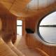Grotto Sauna by Studio Partisans