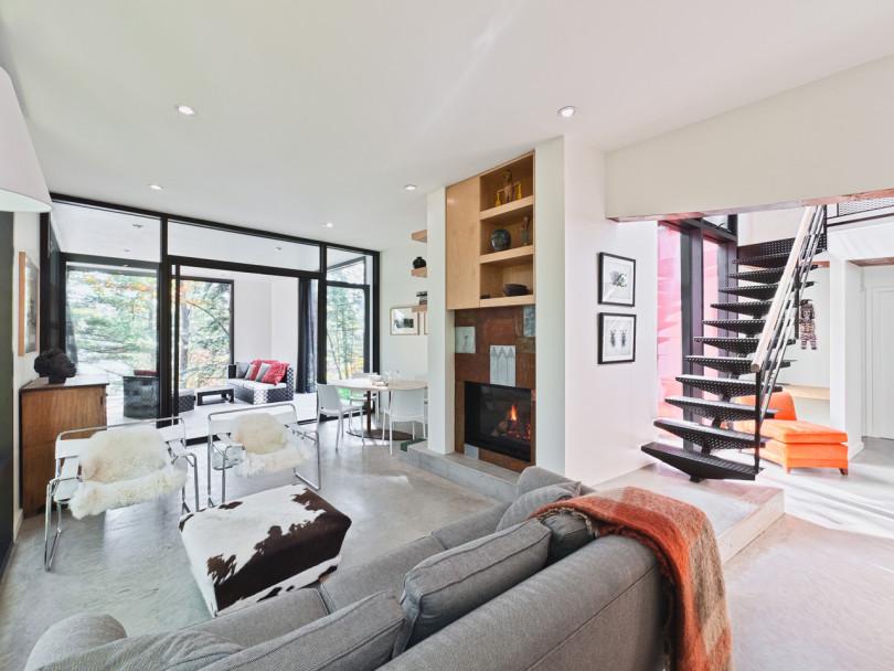 Hill-Maheux Cottage by Kariouk Associates-07
