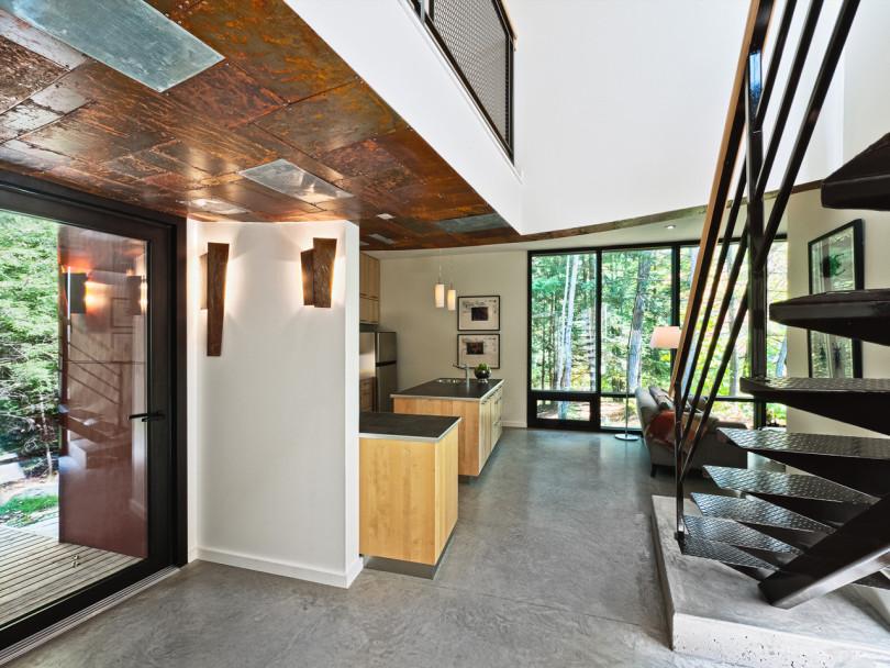 Hill-Maheux Cottage by Kariouk Associates-09