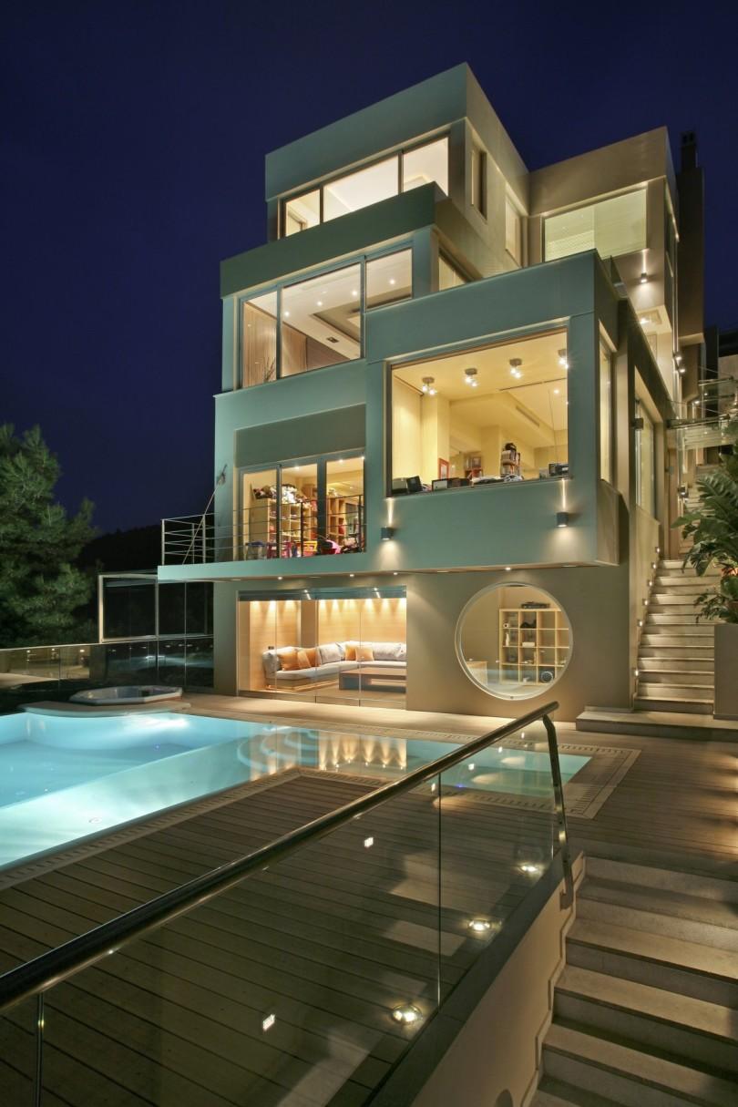 Single family home by Dimitris Interiors Economou-01