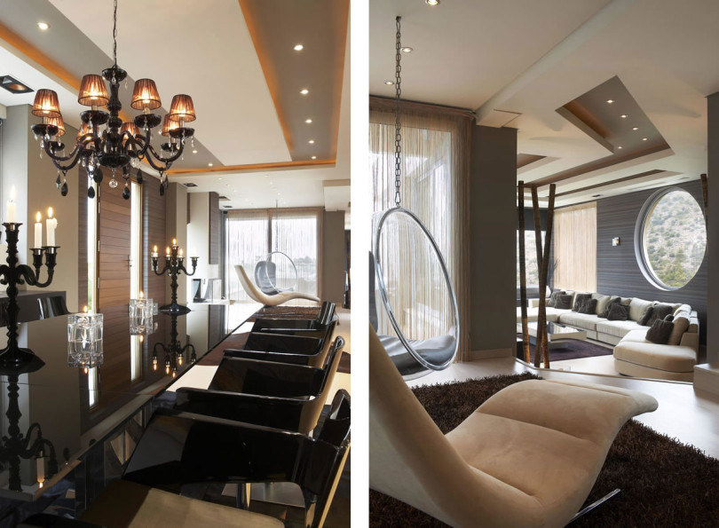 Luxurious Villa in Greece by Dimitris Interiors Economou-12