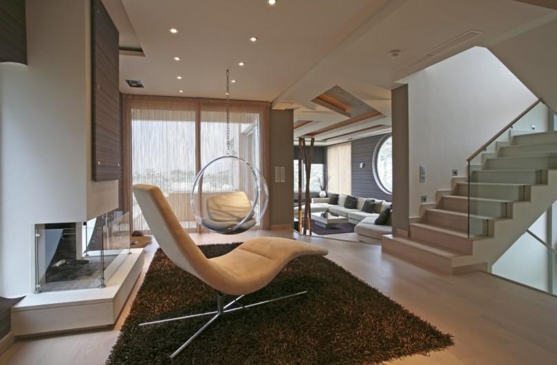 Luxurious Villa in Greece by Dimitris Interiors Economou-14