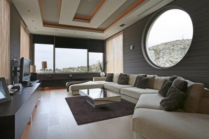 Luxurious Villa in Greece by Dimitris Interiors Economou-15