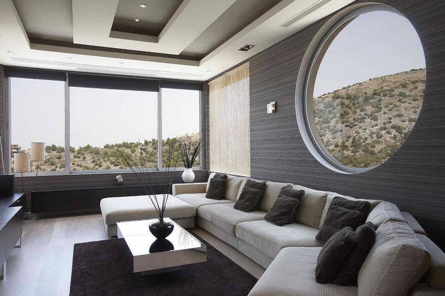 Luxurious Villa In Greece By Dimitris Interiors Economou