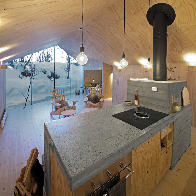 V-Lodge in Norway by Reiulf Ramstad Architects-04