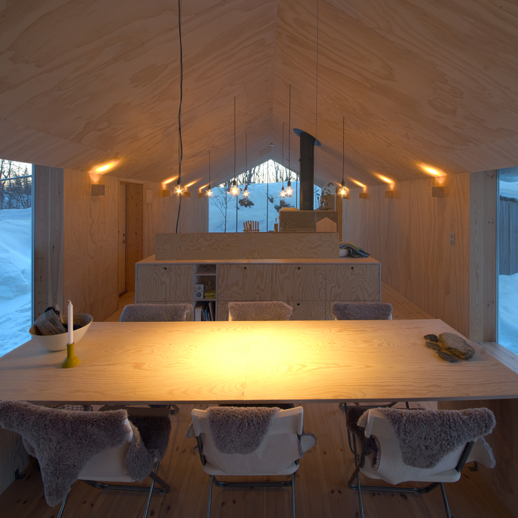 Mountain Cabin in Norway by Reiulf Ramstad Architects-10