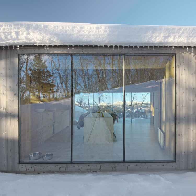 Mountain Cabin in Norway by Reiulf Ramstad Architects-12