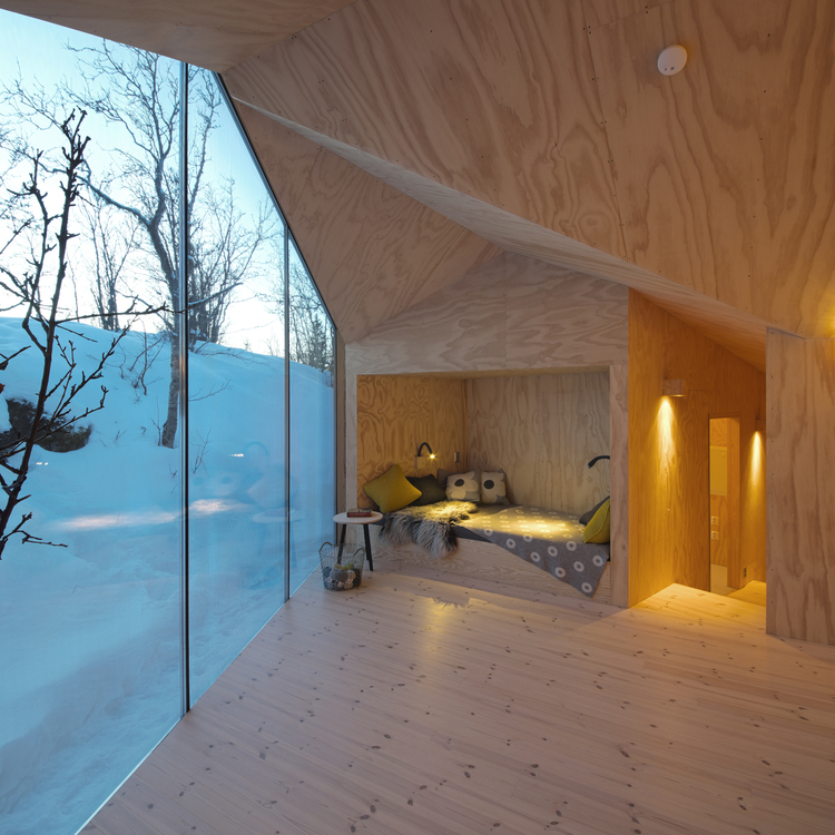 Mountain Cabin in Norway by Reiulf Ramstad Architects-13