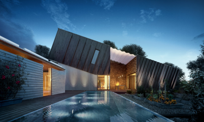 Ecological and sustainable house