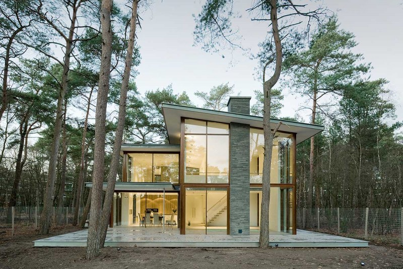 Villa Kerckebosch by Engel Architecten-01
