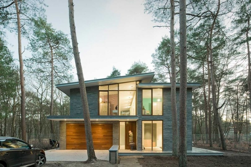 Villa Kerckebosch by Engel Architecten-02