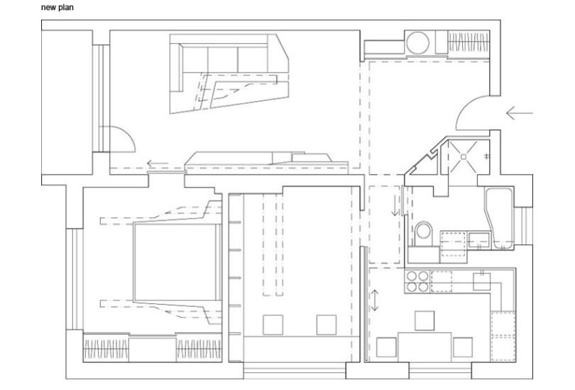 White Apartment by Next Level Studio-20