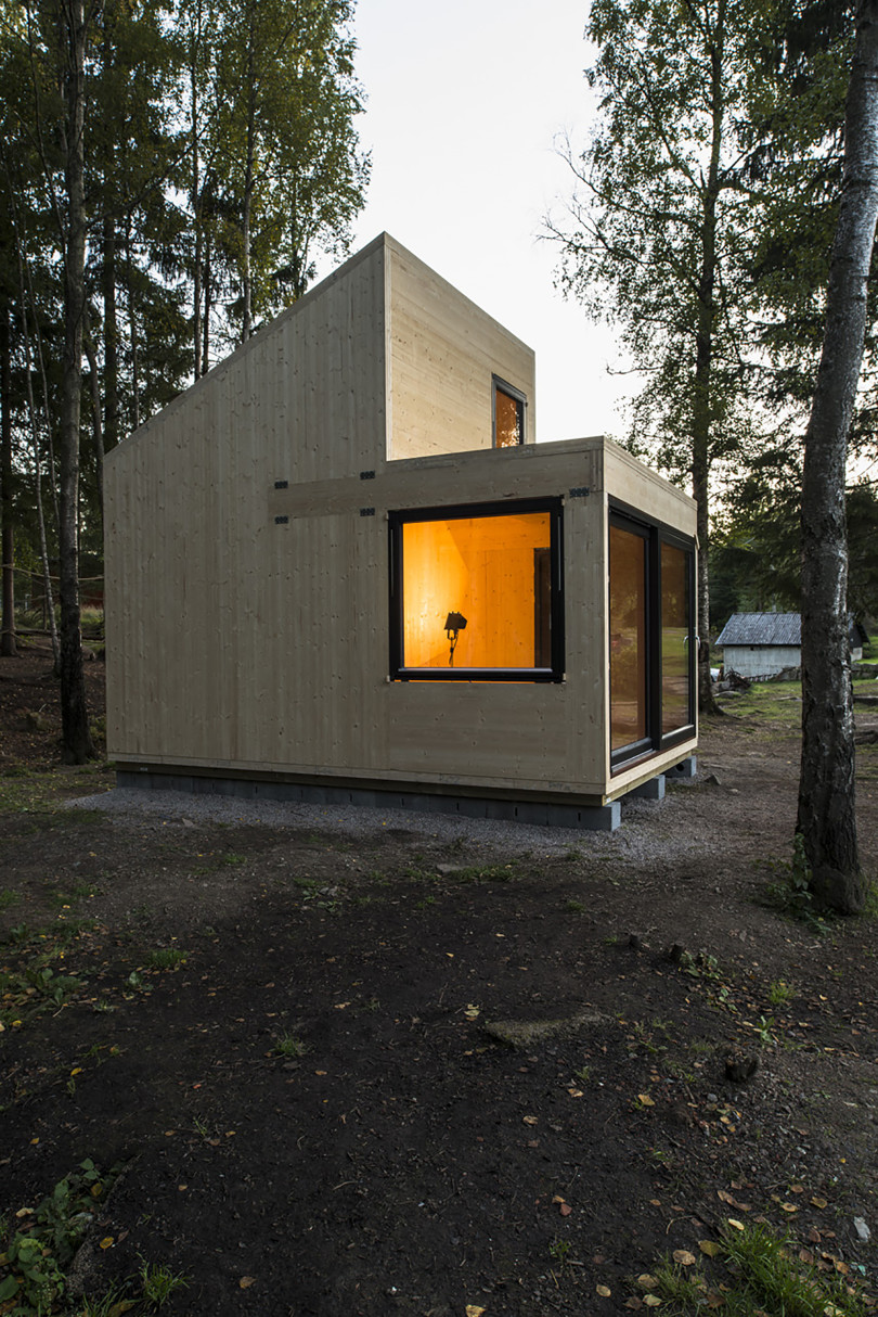 Wooden Cabin by Marianne Borge-02