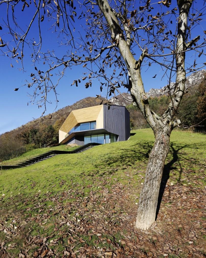 Alps Villa By Camillo Botticini Homedezen