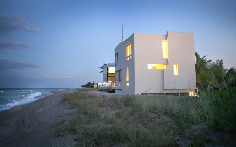 Beach Road 2 House by Hughes Umbanhowar Architects-02