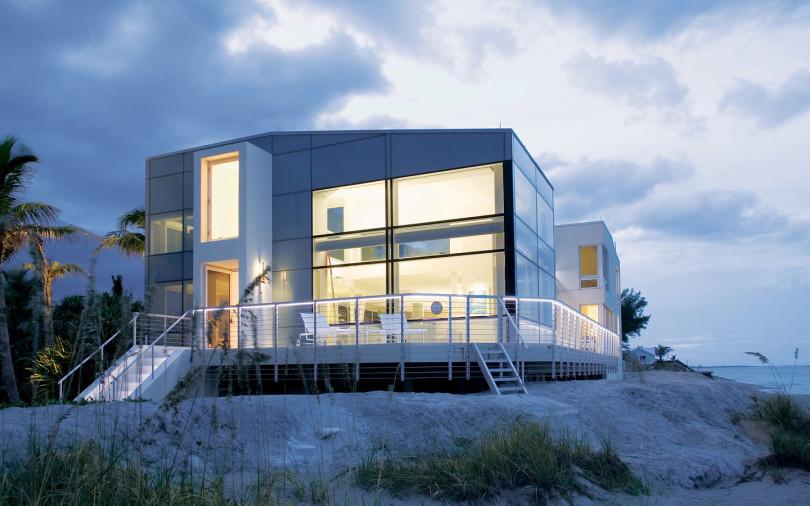 Beach Road 2 House by Hughes Umbanhowar Architects-03