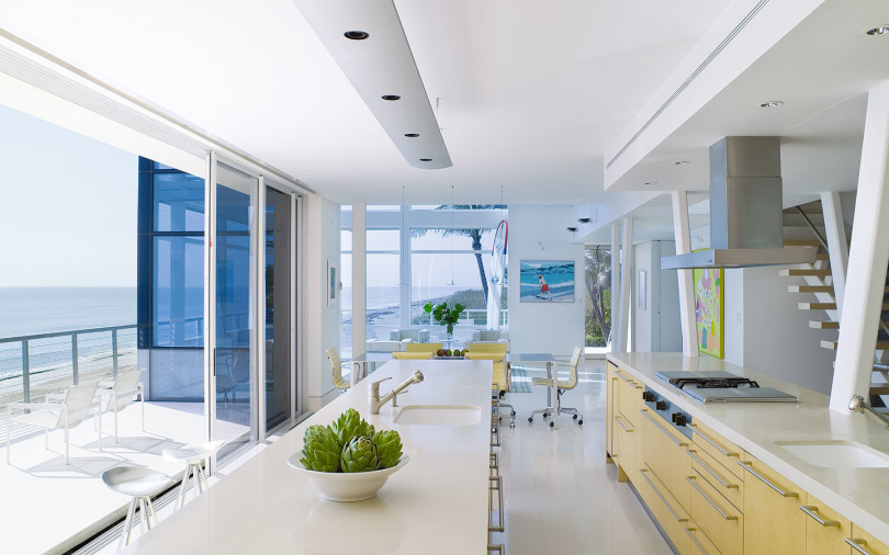 Beach Road 2 House by Hughes Umbanhowar Architects-07