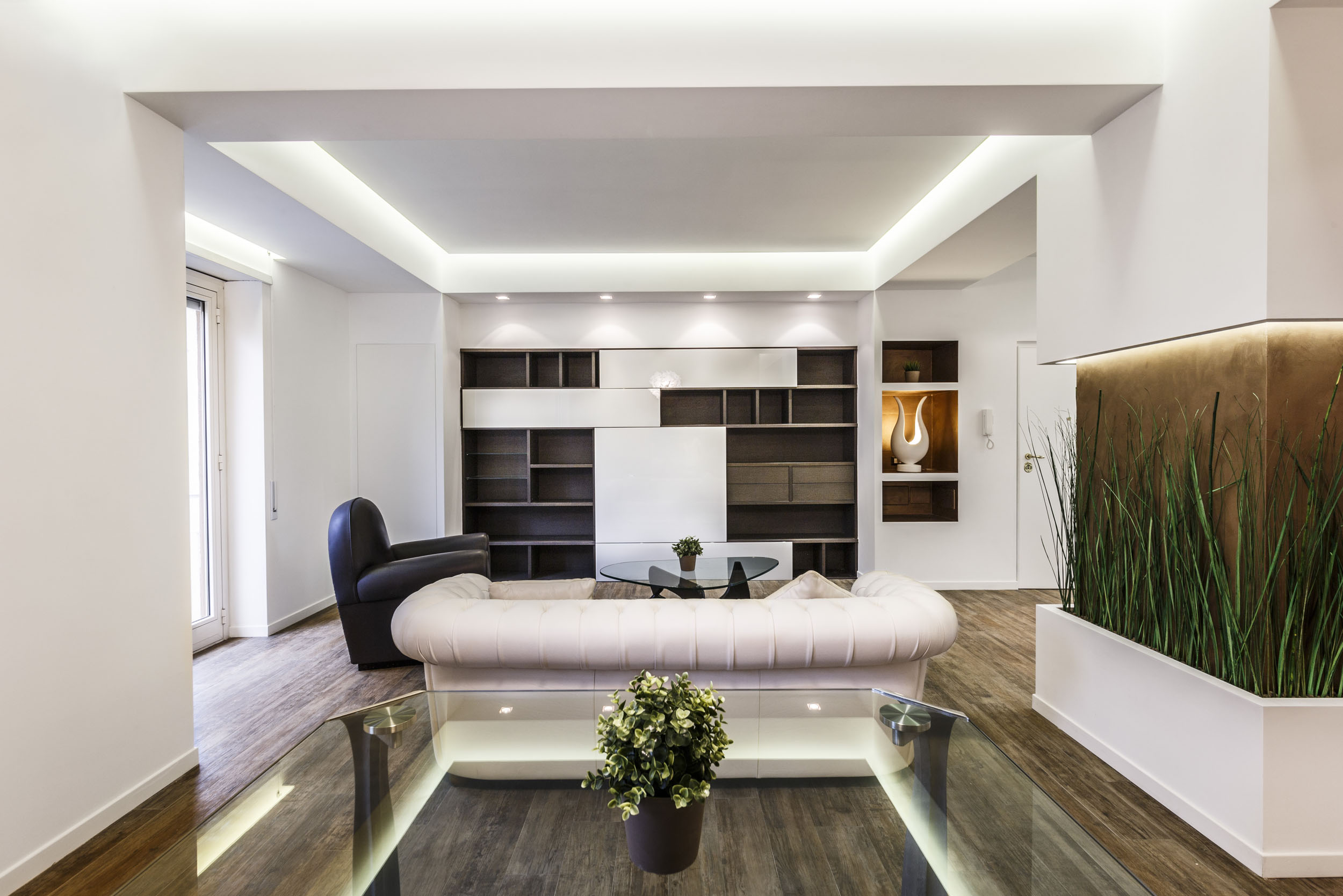 Beautiful apartment in italy by brain factory homedezen for Apartment design italien