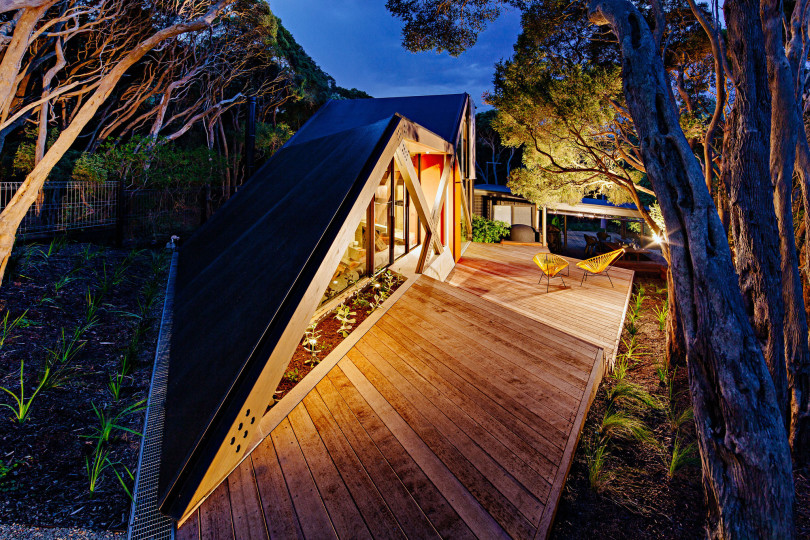 Cabin 2 by Maddison Architects