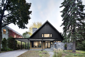 Closse Residence by NatureHumaine