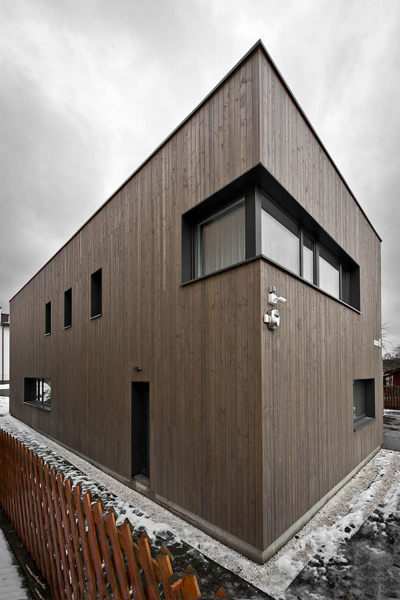 Comfortable two-storey dwelling by D_Style Vilnius