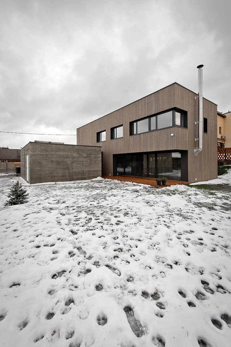 House in Vilnius
