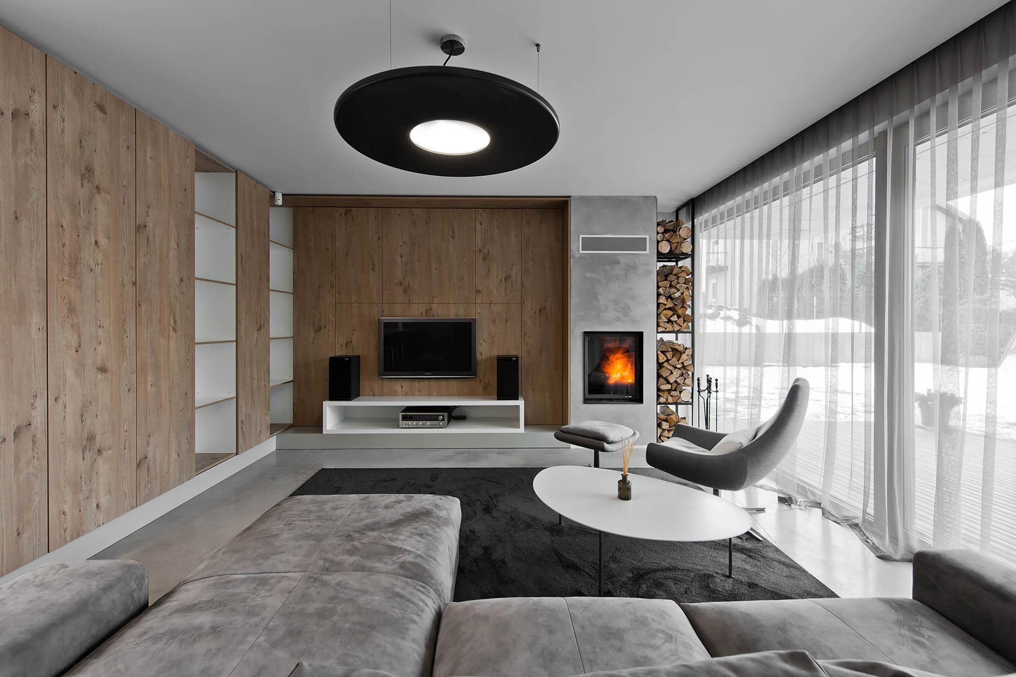 Comfortable two-storey dwelling by D_Style Vilnius | Homedezen