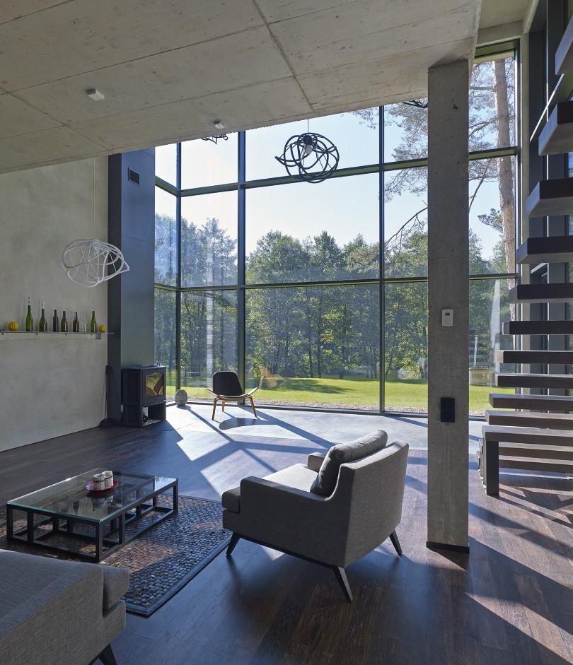 Contemporary Residence near Vilnius by GYZA-04